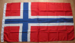 Norway Large Country Flag - 5' x 3'.